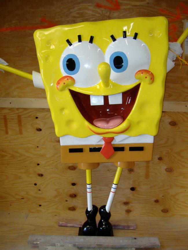 Spongebob Several outlets worldwide
