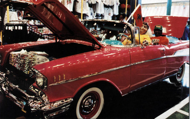57 Chevrolet Bel Air F.W. Woolworth Corporation