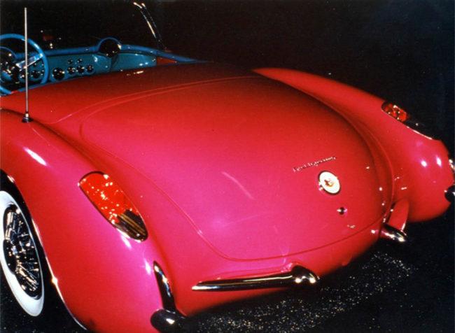 1956 Chevrolet Corvette F.W. Woolworth Corporation