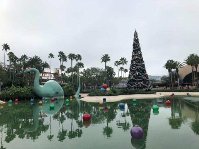 Echo Lake Translucent Christmas Ornaments Disney\'s Hollywood Studios, Orlando, Florida