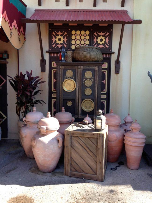 Pirates of the Caribbean Interactive Project Magic Kingdom Walt Disney World Orlando, Florida