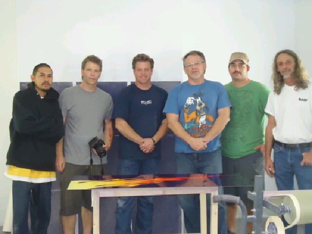 Chip Foose The Resource Factory Visit