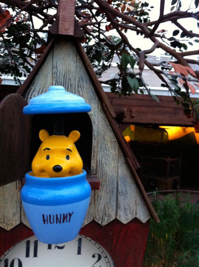 Winnie the Pooh Magic Kingdom Walt Disney World Orlando, Florida