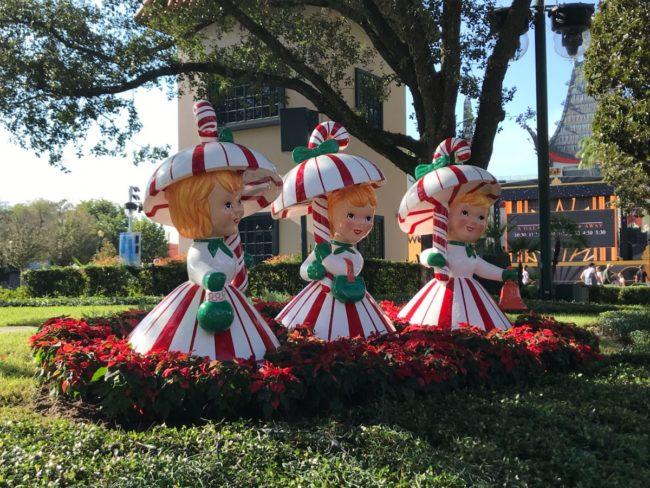 1950's Peppermint Kids Hollywood Studios Walt Disney World Orlando, Florida