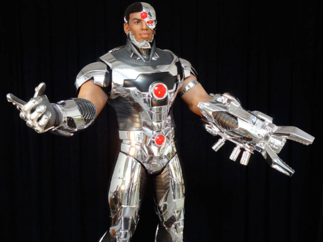 Chrome Cyborg Contracted by The Sally Corporation in Jacksonville, Florida