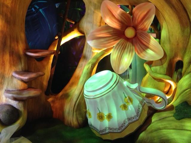 Tinker Bell Meet and Greet Magic Kingdom Walt Disney World Orlando, Florida