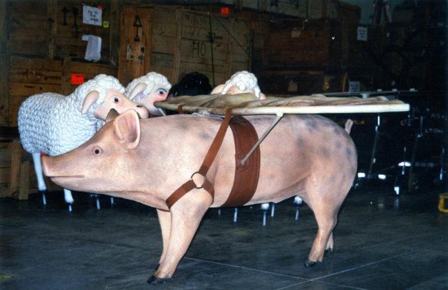 Flyin' Pigs Ripley's Believe It or Not  Branson, Missouri