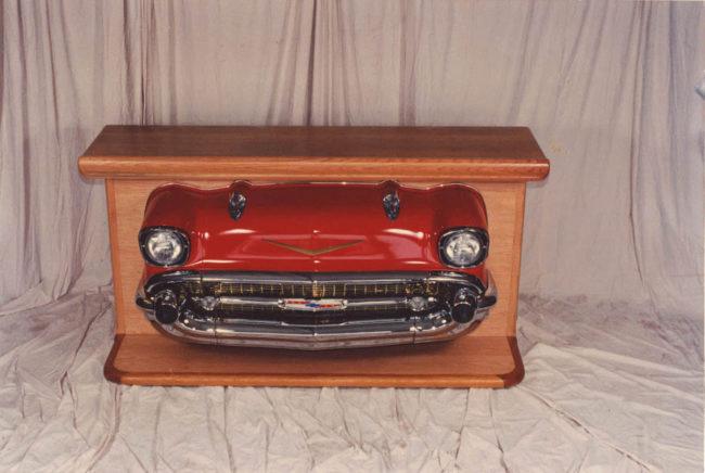1957 Chevrolet Bel Air Bar
