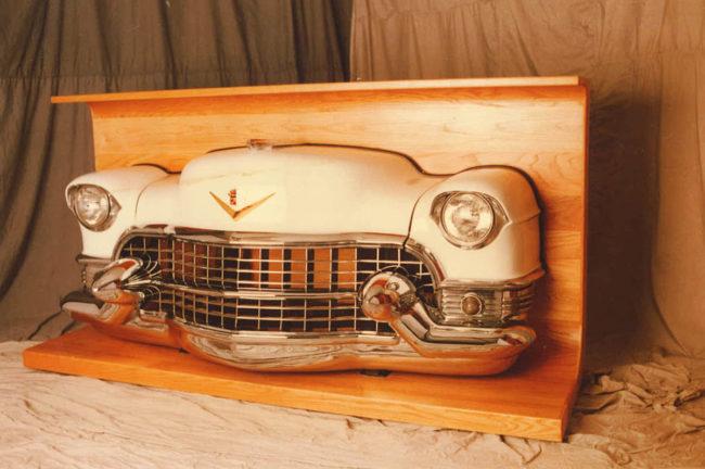 1955 Cadillac Bar