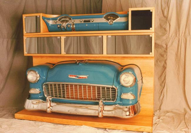 1955 Chevrolet Entertainment Center