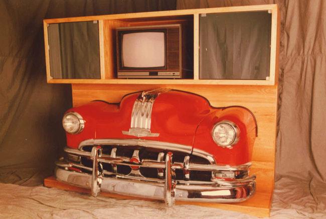 1950 Pontiac Entertainment Center