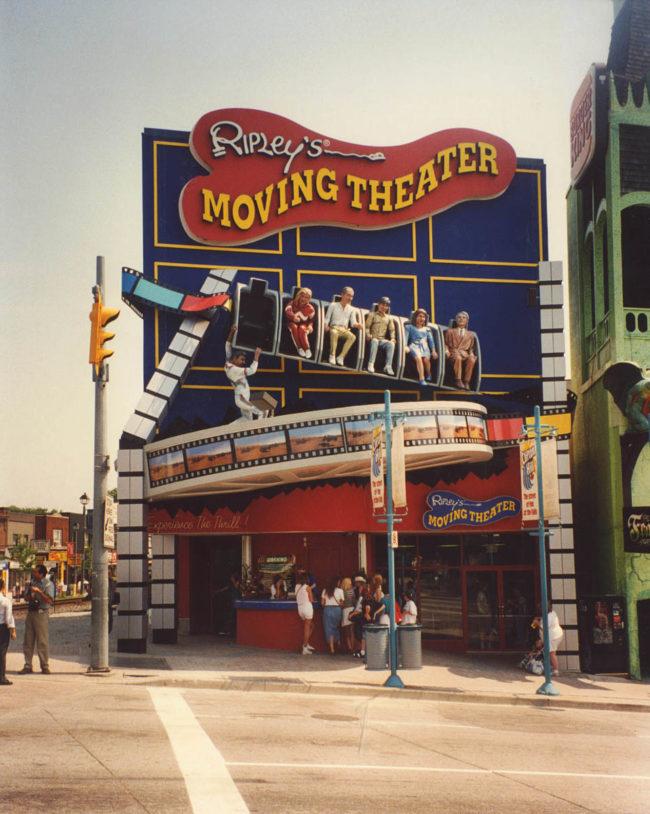 Ripley's Believe It or Not Niagara Falls, Canada