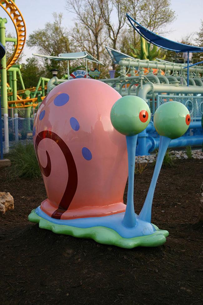 Gary The Kings Island Park, Cincinnati, Ohio, USA