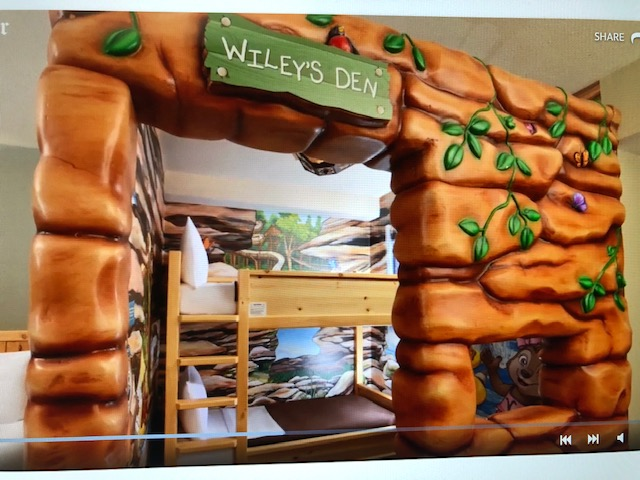 Children's Bedroom Walls Great Wolf Lodge Multiple Domestic Locations