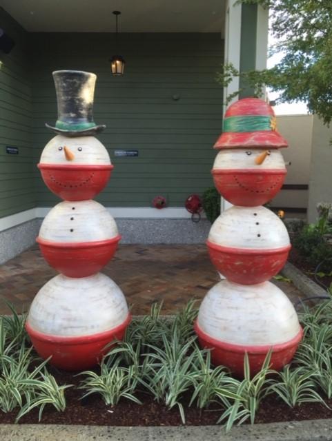 Bobber Christmas Ornaments