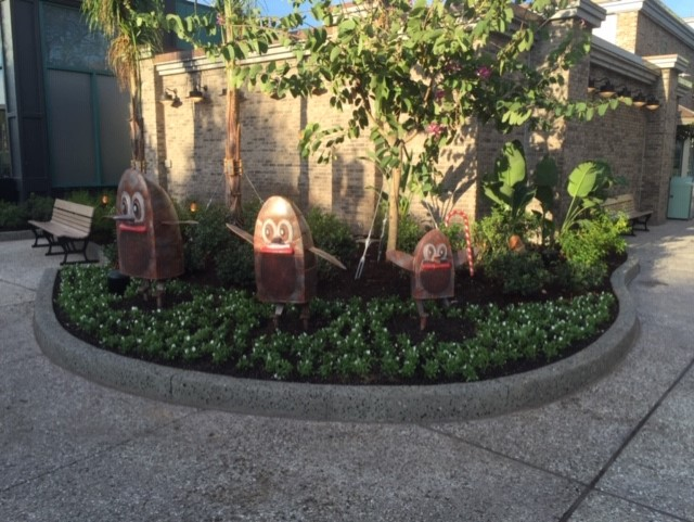 Three Little Penguins Disney Springs Orlando, Florida