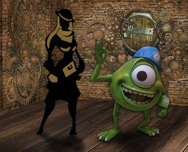 Mike Waskowski Pixar\'s Toy Story  Disney Cruise Line, Dream.