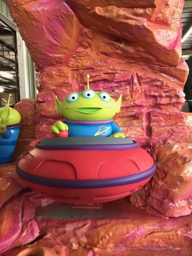 Toy Story Aliens Pixar\'s Toy Story