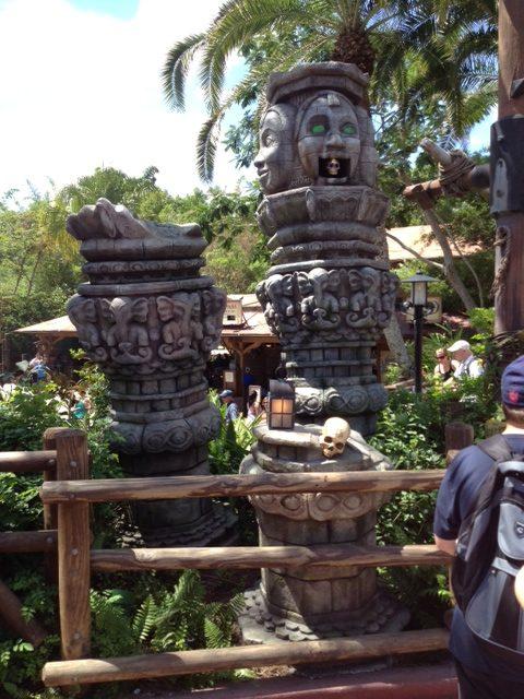 Pirates of the Caribbean Magic Kingdom Adventureland Orlando, Florida